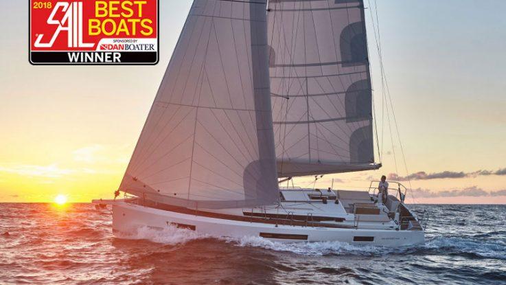 Sun Odyssey 440 Wins Best Boat