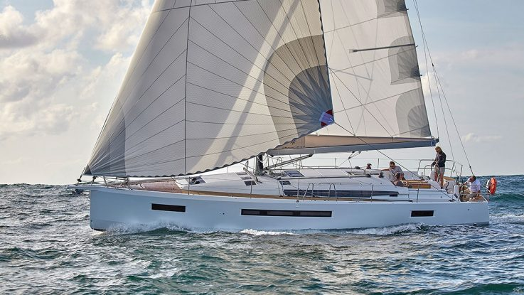 """Sun Odyssey 490 Named """"Best of the Best"""" by Prestigious Robb Report"""