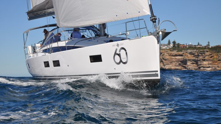 Bigger on the inside: the Jeanneau 51