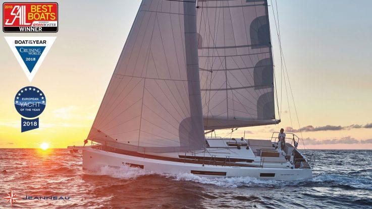 Jeanneau Sun Odyssey 440 wins European Yacht of the Year