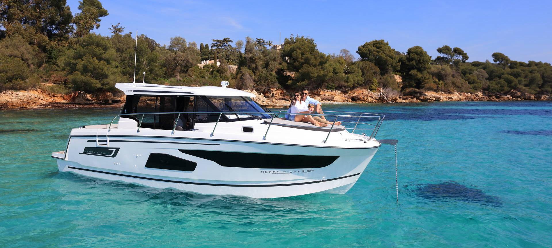 Jeanneau Australia Cruising Race Yachts Merry Fisher Boats