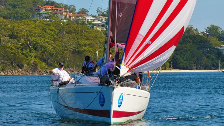 Jeanneau first and second at Sail Port Stephens