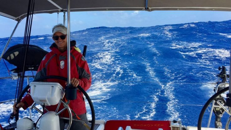 Around the World on a Sun Odyssey 439