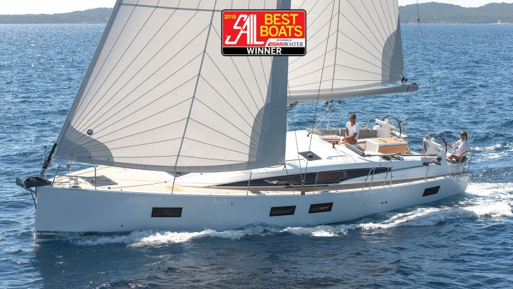 Jeanneau 51 named in Best Boats 2018 by Sail Magazine