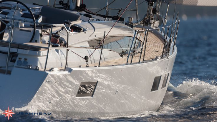 A profile of naval architect Philippe Briand