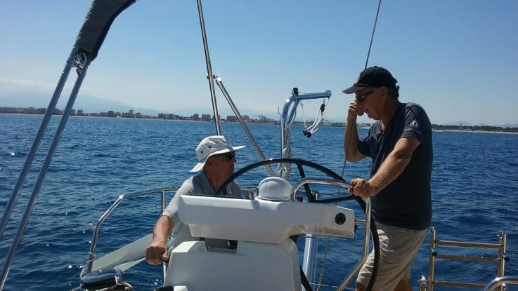 New Jeaneau 51 delivered in the Mediterranean