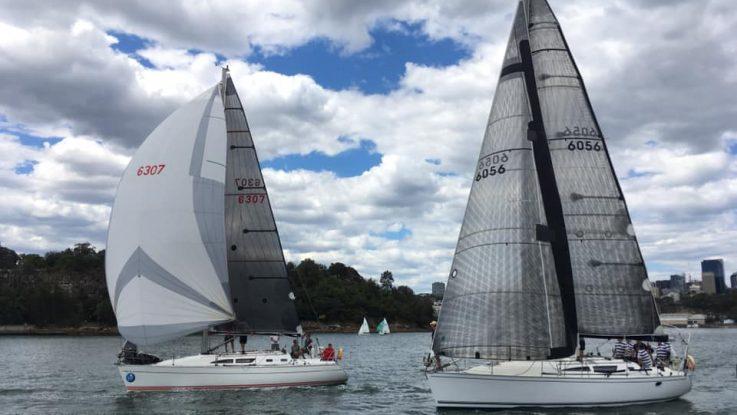 NSW Jeanneau Cup Race 2 – Sat Jan 19/2019