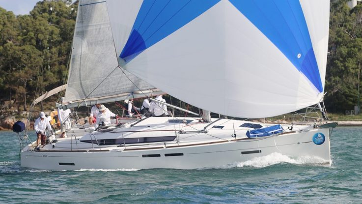 Jeanneau takes over Sail Port Stephens