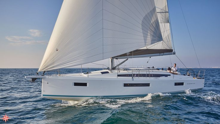2020 Jeanneau Sun Odyssey 410 Performance review
