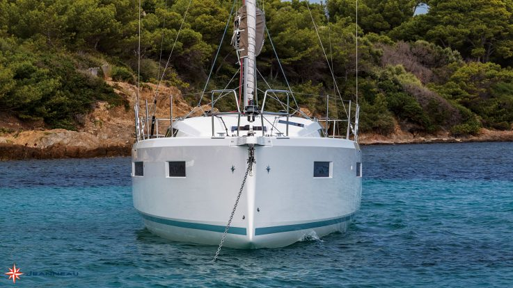 Full review of the Sun Odyssey 410