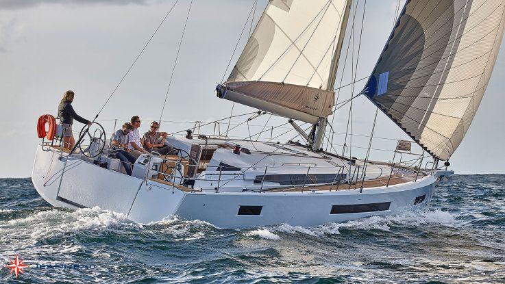 Boat Review: Jeanneau Sun Odyssey 490