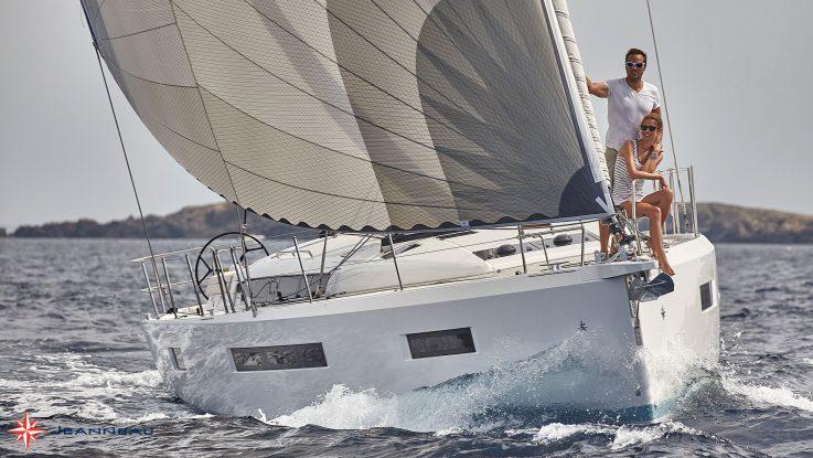 Sail-World reviews the Sun Odyssey 490