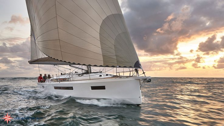 Jeanneau Sun Odyssey 490 shortlisted in design awards