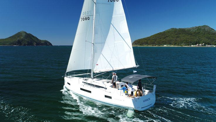 It's Showtime for hot fleet at Sail Port Stephens