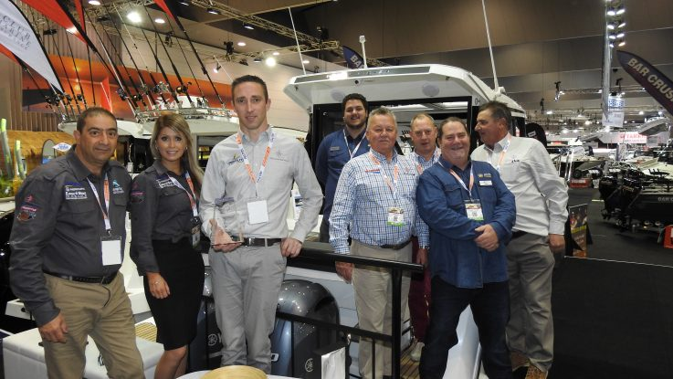 38 South – Jeanneau Dealer of the Year - Powerboats