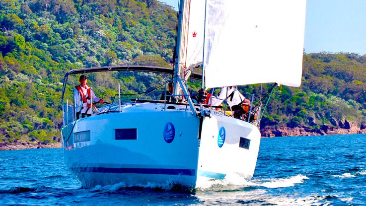 Sail Port Stephens Commodore's Cup April 8th – 10th