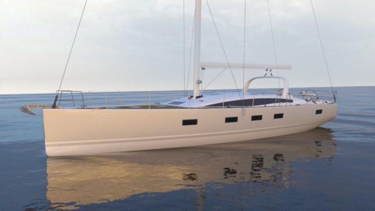 Jeanneau announces new 64 foot sailing yacht