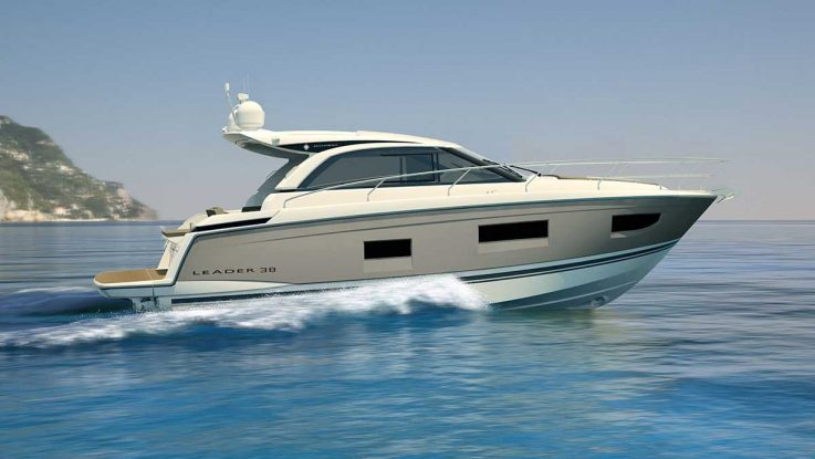 The Jeanneau Leader 38 - new for 2014
