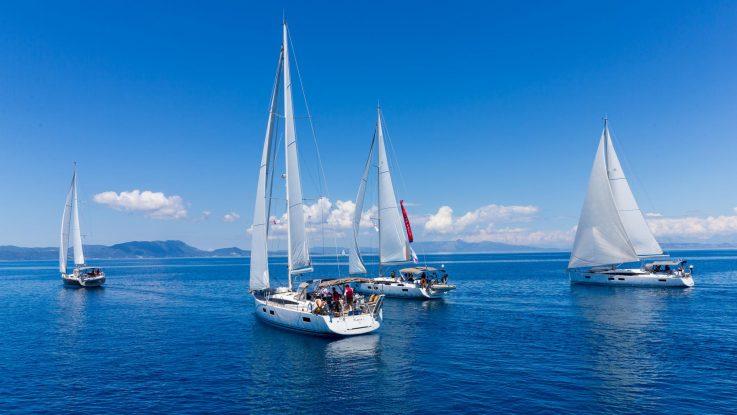 Jeanneau Rendezvous in Corfu