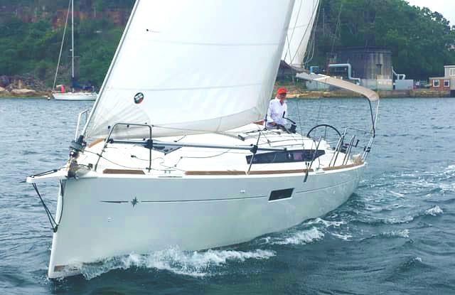 Sydney Jeanneau Cup Race 2