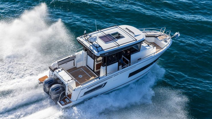 Jeanneau Merry Fisher 895 Marlin Review