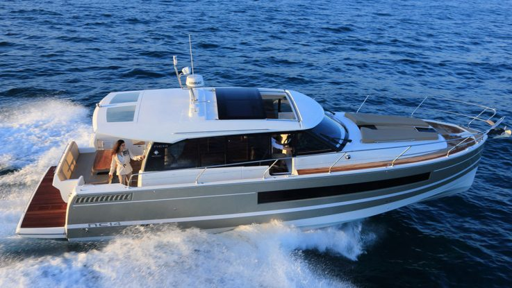 Read about the new Jeanneau NC14