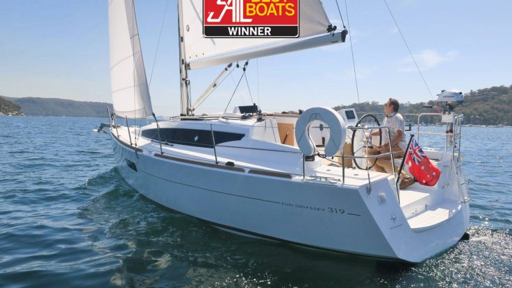 Full review of the Sun Odyssey 319