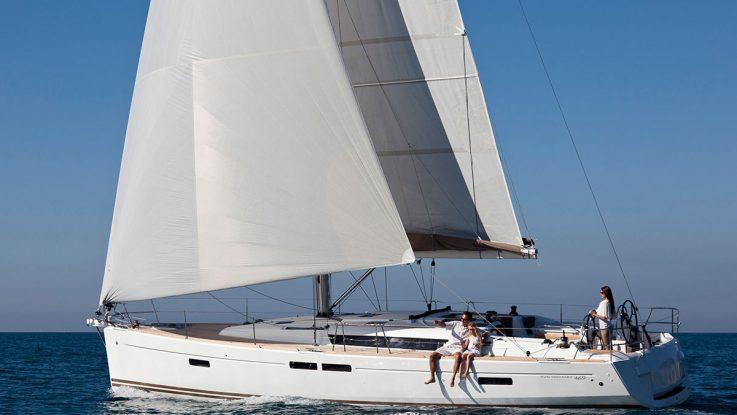 Sail Magazine reviews the Jeanneau Sun Odyssey 469