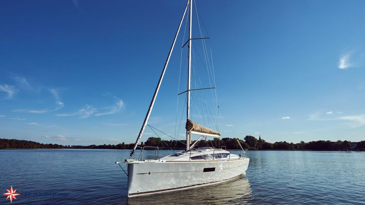Jeanneau Sun Odyssey 319: Relax, go to it - full review