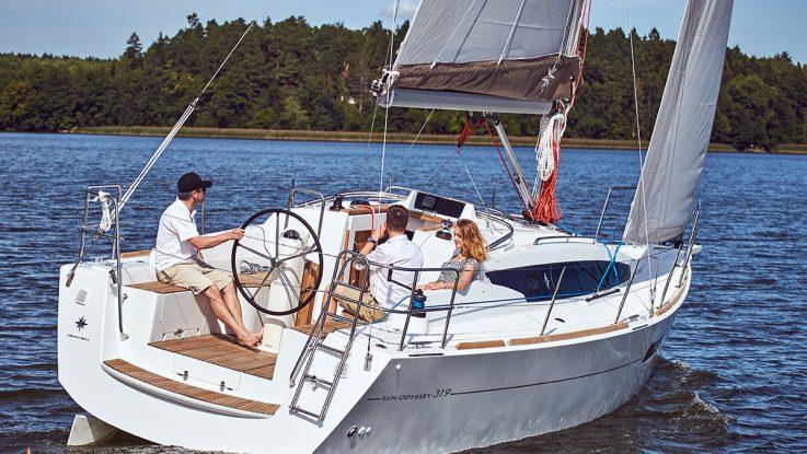 Boat Review: Jeanneau Sun Odyssey 319