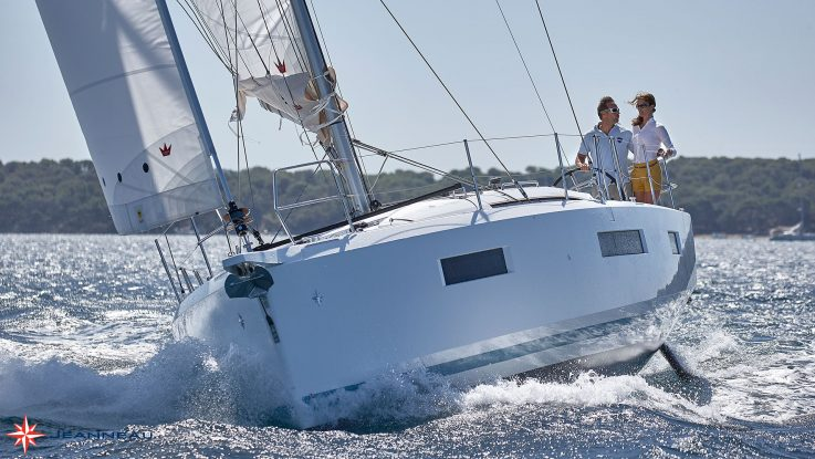 Two new models in the Sun Odyssey line are chockful of innovative ideas.