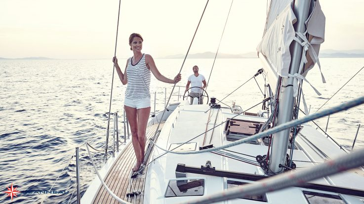 The new Sun Odyssey 490, view now in Australia