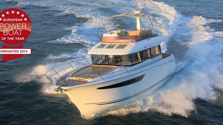 Review of the Jeanneau Velasco 43