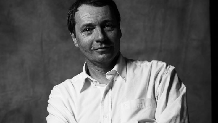 A profile of yacht designer Marc Lombard
