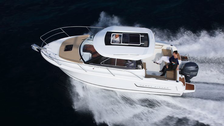 Jeanneau Merry Fisher 755 to première at Sydney International Boat Show